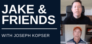 Jake and Joseph discuss the Sales Pitch and Modern Sales Strategy